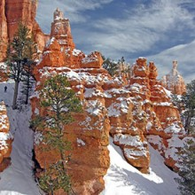 Bryce Canyon in the Snow