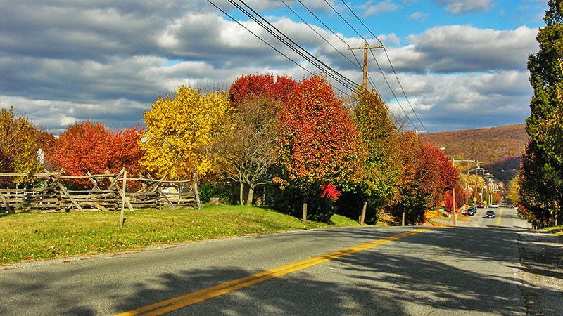 Virginia back roads