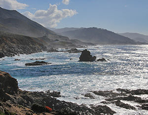 Garrapata State Park near Monterey
