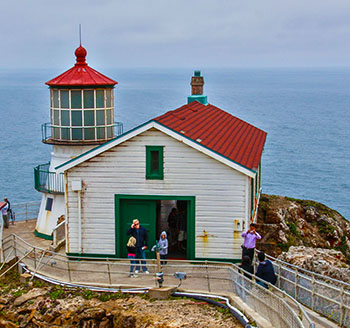 Point Reyes Area