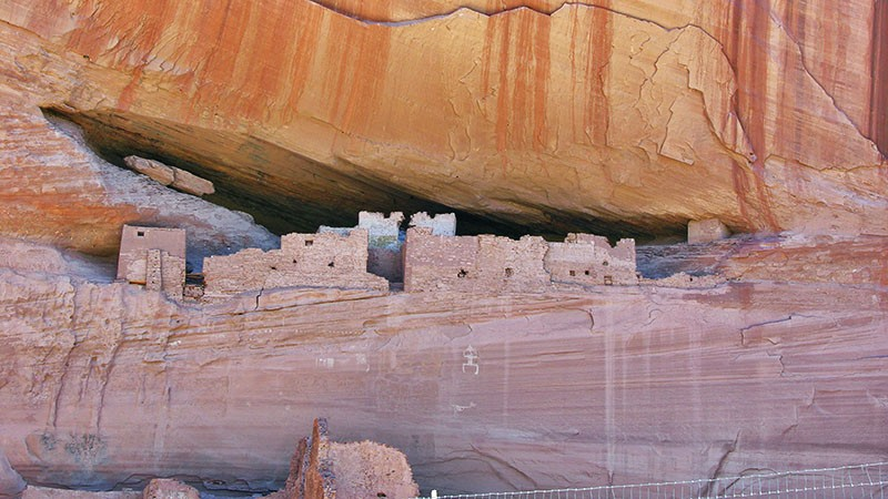 Canyon de Chelly: White House Ruin