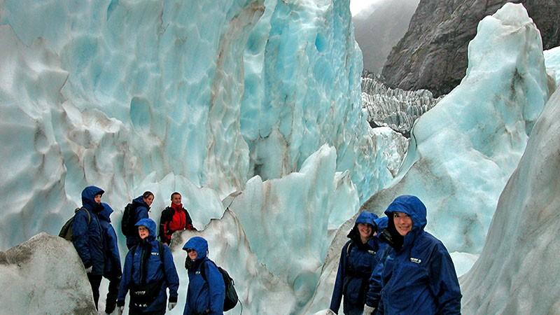 Hiking Franz Josef Glacier