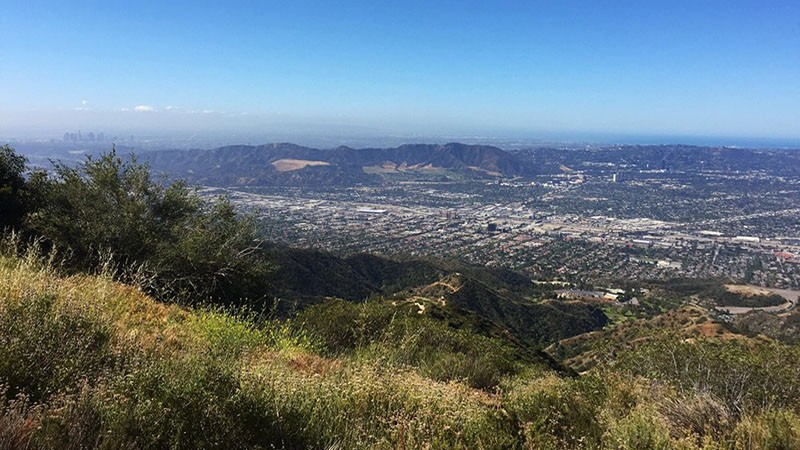 Wildwood Canyon Hike in Burbank