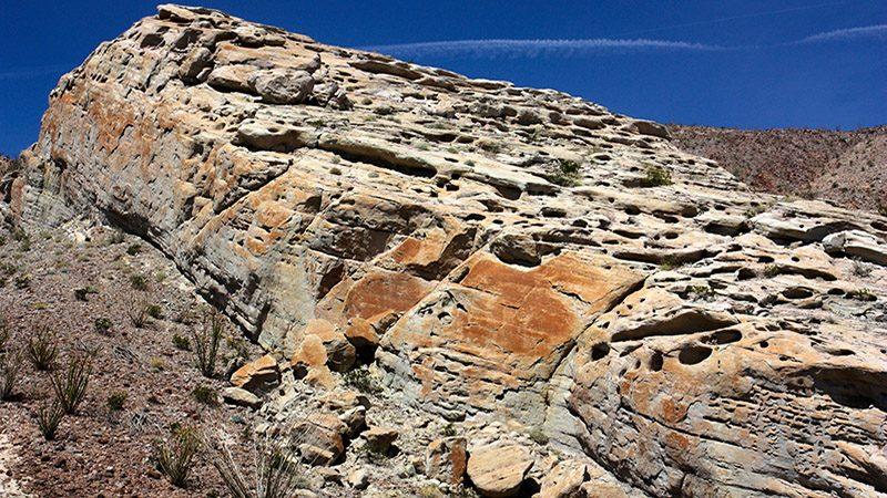The Truckhaven Rocks near the Calcite Mine in Anza-Borrego