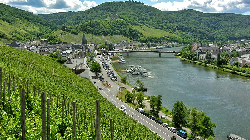 A view of Bernkastel